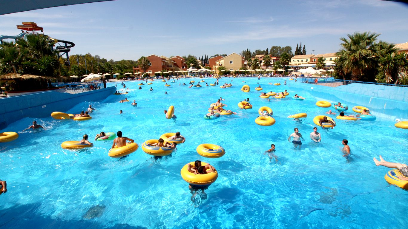 7 Top Hotels in Europe with Waterparks
